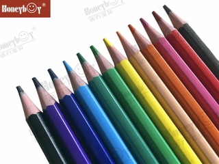 Plastico Lapices De Color Plastic Wood Free Color Pencil China