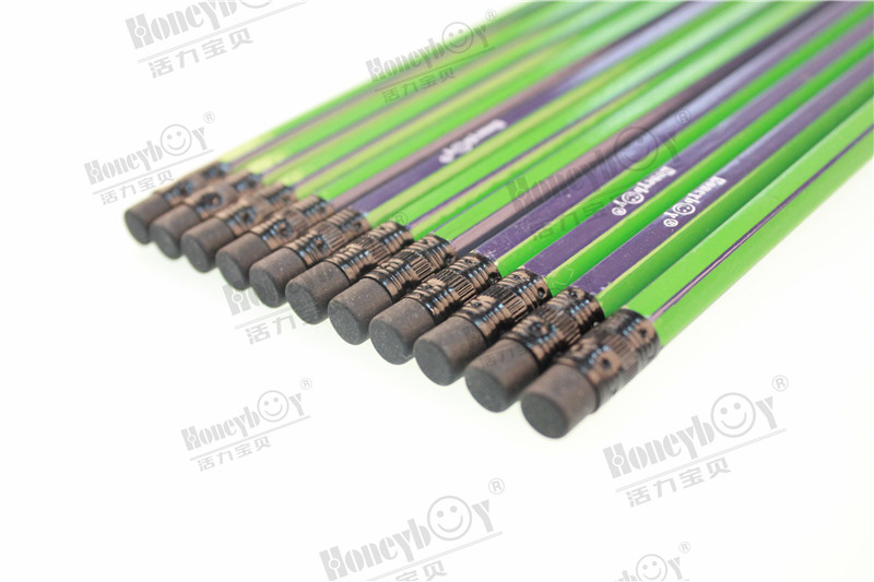 Reliable Factory Sharpened Stripe Paint Pencil with High Quality